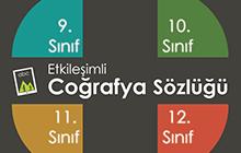 9-12. Sınıf Etkileşimli Coğrafya Sözlüğü