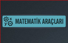 Matematik Araçları