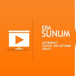 EBA Sunum
